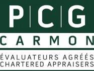 PCG Carmon – Évaluateurs Agréés